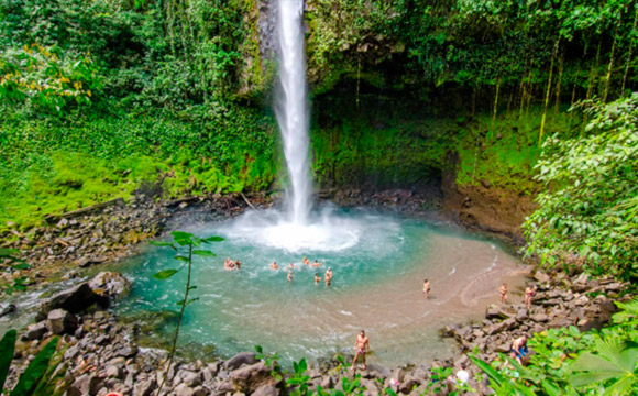 Fortuna Waterfall