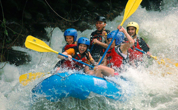 Sarapiqui River Rafting (level III)
